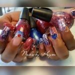 4th OF JULY 2015 Having A Blast with SinfulColors…