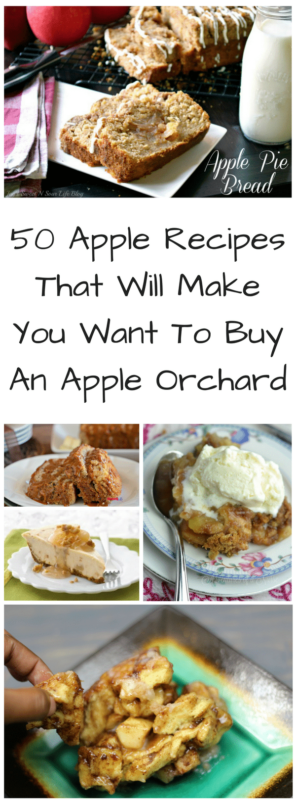 50 Apple Recipes That Will Make You Want To Buy An Apple Orchard