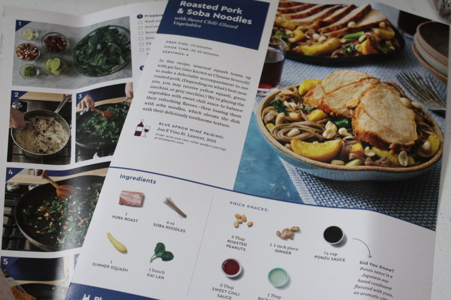 Blue Apron Can Help