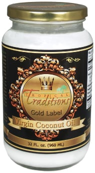 Tropical Traditions Coconut Oil Review