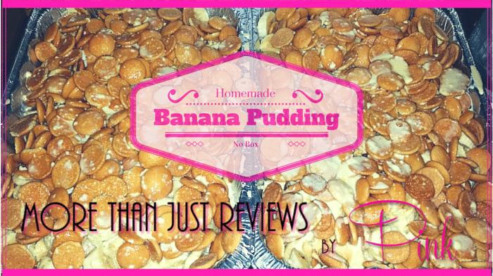 Homemade Banana Pudding Recipe #recipe No Box!!!