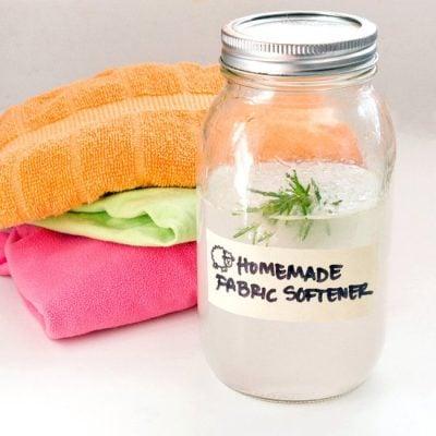 DIY: Fabric Softener!