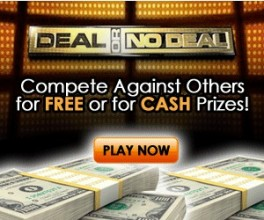 Play Deal Or No Deal Free For Real #Cash And #Prizes!