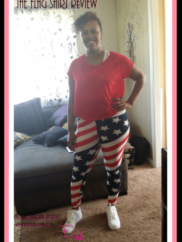 The Flag Shirt #Review!