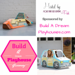 Build A Dream Playhouse Review and Giveaway!