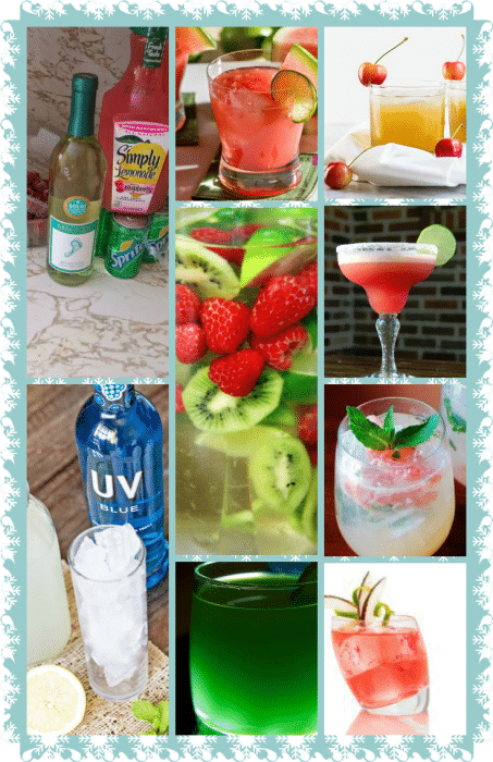 12 Summer Cocktails.