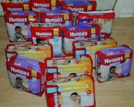 RUN TO TARGET: Huggies Diaper Deal For As Low as $0.09 Per Pack Before Tax!