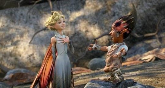 Strange Magic the Trailer by Touchstone Pictures in Theaters January 23rd