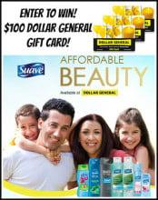 $100 Dollar General GC Giveaway