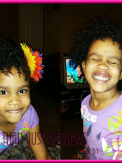 MopTop Review and Flat Twist Out Mini Tutorial