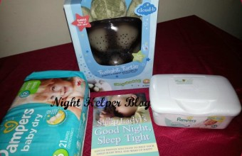 Pampers Daylight Savings Time Giveaway