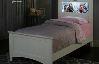 LightHeaded Bed Giveaway #LightHeadedBeds