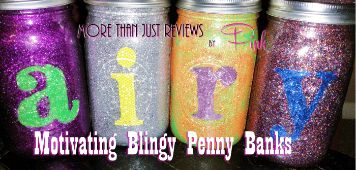 Blingy Penny Bank