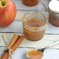 Homemade Apple Jam Recipe