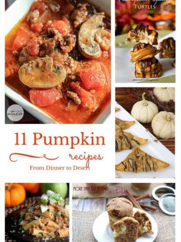 Pumpkin Recipes: From Dinner to Dessert