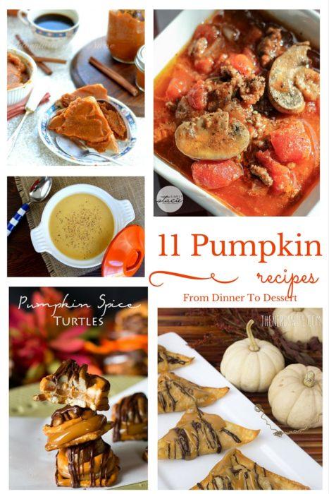11 Pumpkin