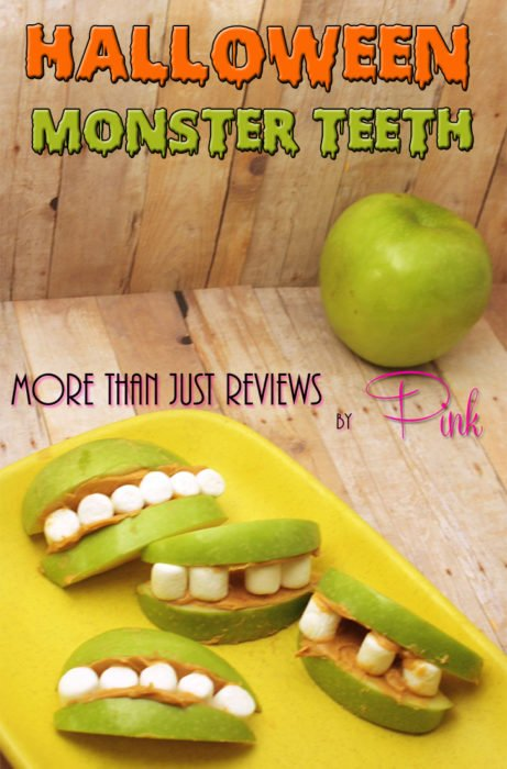 Halloween Monster Teeth