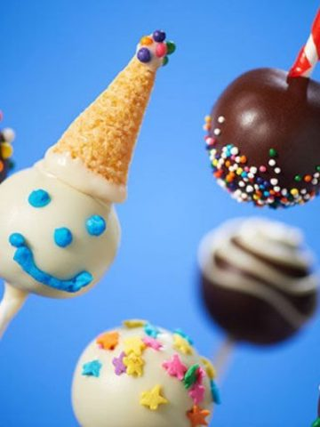 OREO Celebration Cookie Ball Pops