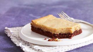 Warm Peanut Butter-Chocolate Cake Recipe