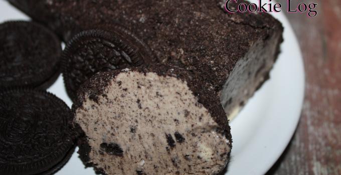 Copycat Oreo Cookie Ice Cream Roll Recipe