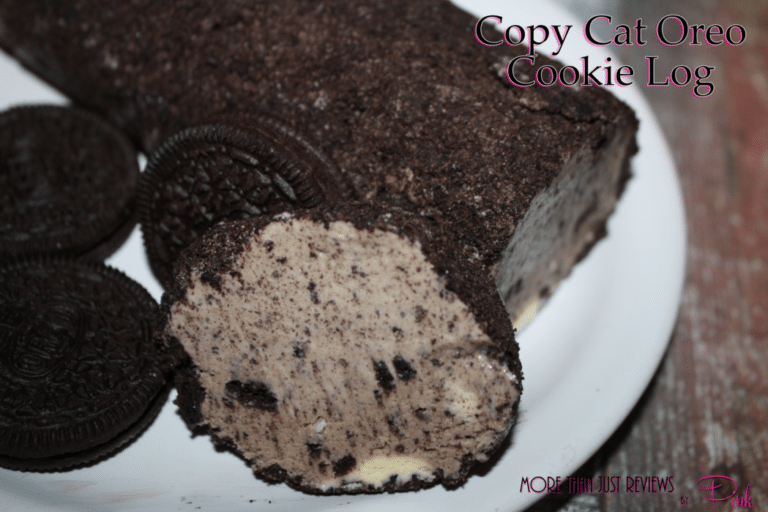 "The Oreo Ice Cream Roll was trending on Facebook the other day, I mean I was seeing it like every other status. Immediately I said to myself, ""self, you can do that"" so I ventured off to make my own Oreo Cookie Ice Cream Roll Recipe."