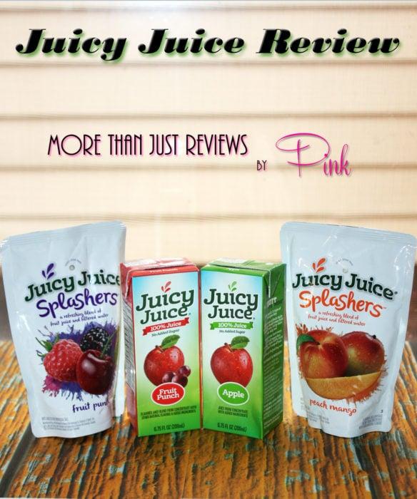 Juicy Juice Review