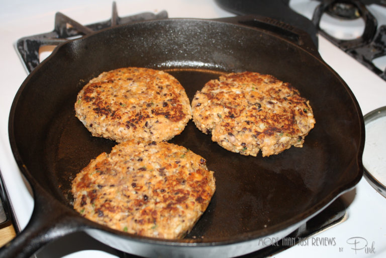 Gluten Free Sweet Potato Veggie Burger <a href=
