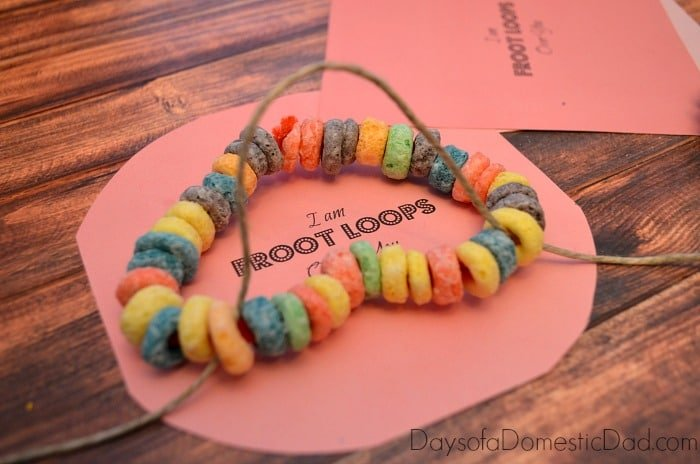 I am Froot Loops Over You Valentine's