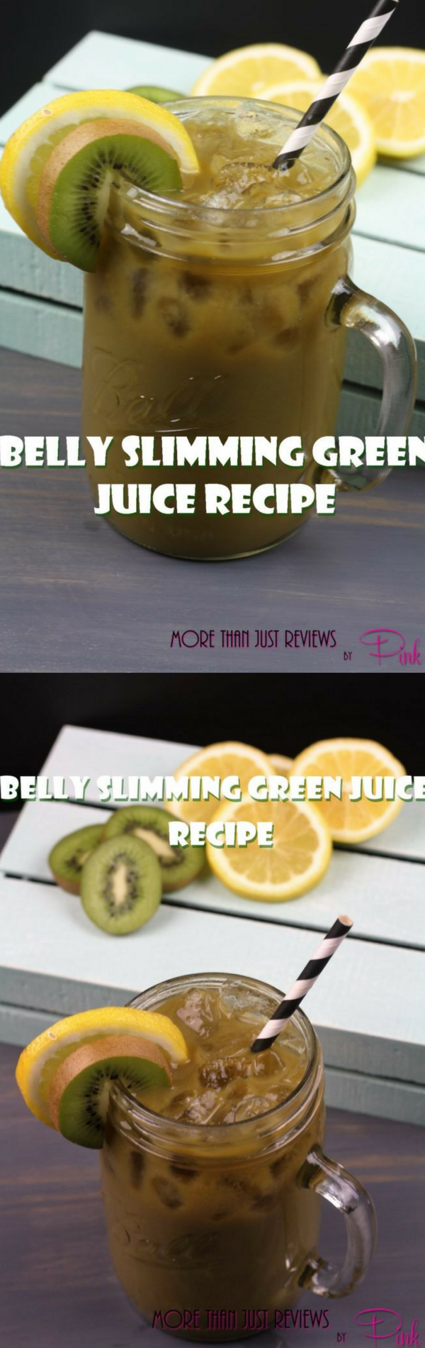 Belly Slimming Green Juice