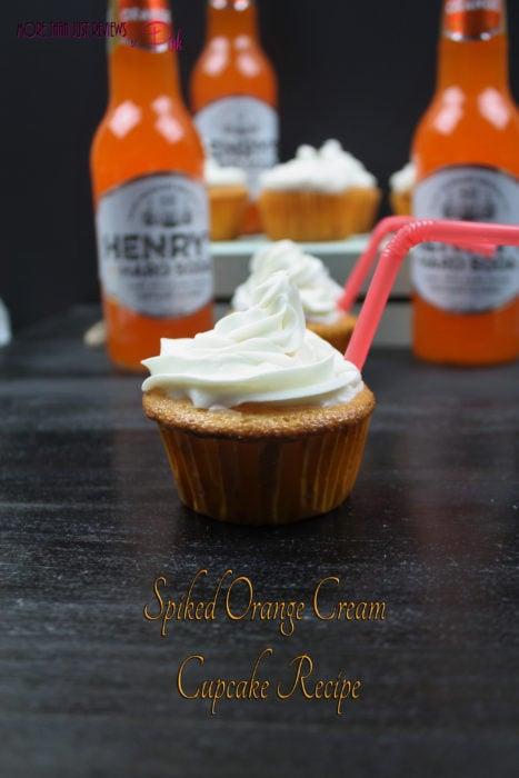Spiked Orange Cream Cupcake Recipe1