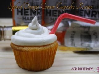 As soon as I made my Not Your Fathers Rootbeer cupcakes, I knew I needed to try some made with the Henry's Hard Soda, and OMG!! They are moist, delicious and flavorful. This Henry's Spiked Orange Cream Cupcake Recipe feature Henry's hard orange soda, vanilla pudding and a box of cake.