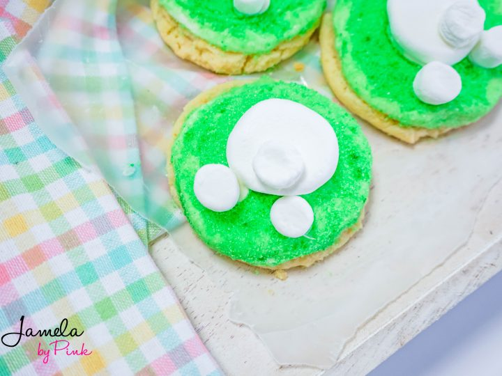 How To Make Bunny Butt Easter Cookies