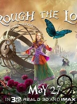 Alice Through The Looking Glass Dessert Recipes