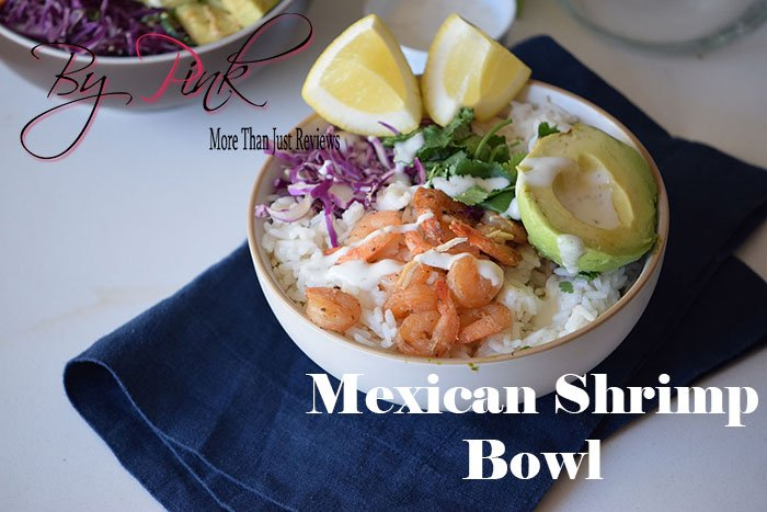 Mexican Shrimp Bowls