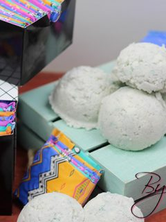 DIY Chamomile and Lavender Bath Bombs with Video #WhatMatterstoU