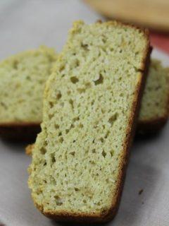 Low Carb, Gluten Free Sandwich Bread