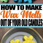 wax melts pin image