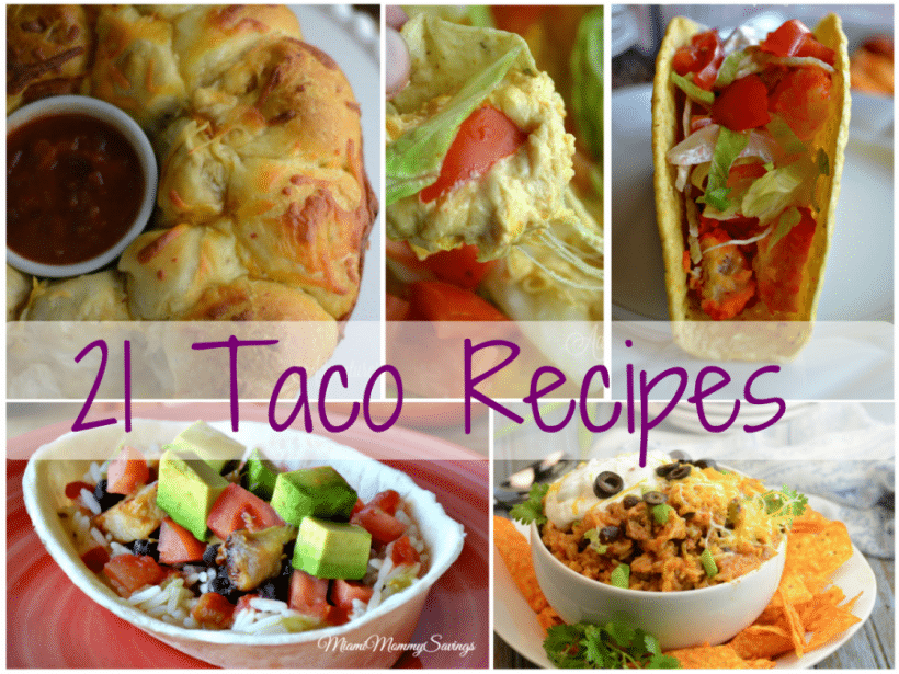 21 Taco Recipes