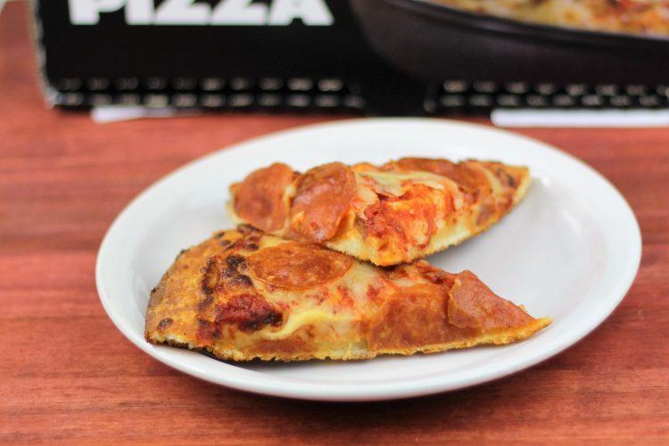 Papa John's New Pan Pizza
