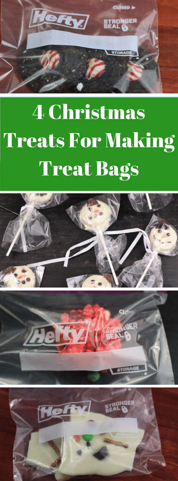 4 Christmas Treats For Making Treat Bags
