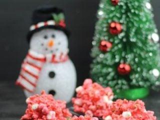 Ooey Gooey Christmas Candy Corn