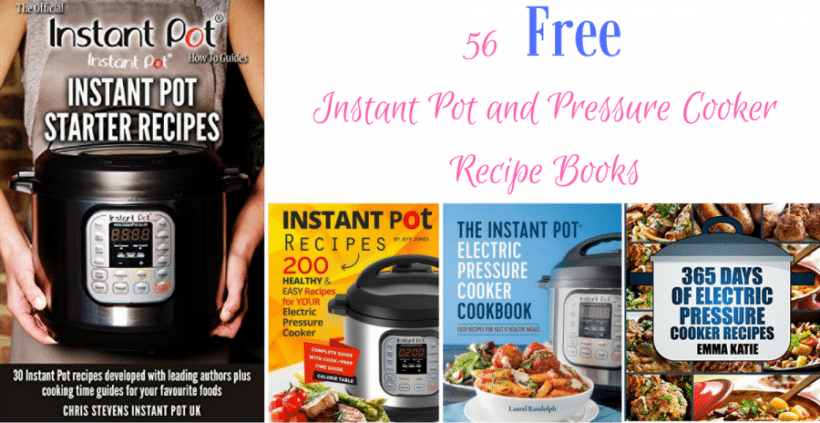Free Instant Pot Recipes