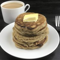 Low Carb Almond Flour Pancakes