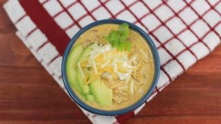 Chicken Chili in The Instant Pot No Beans
