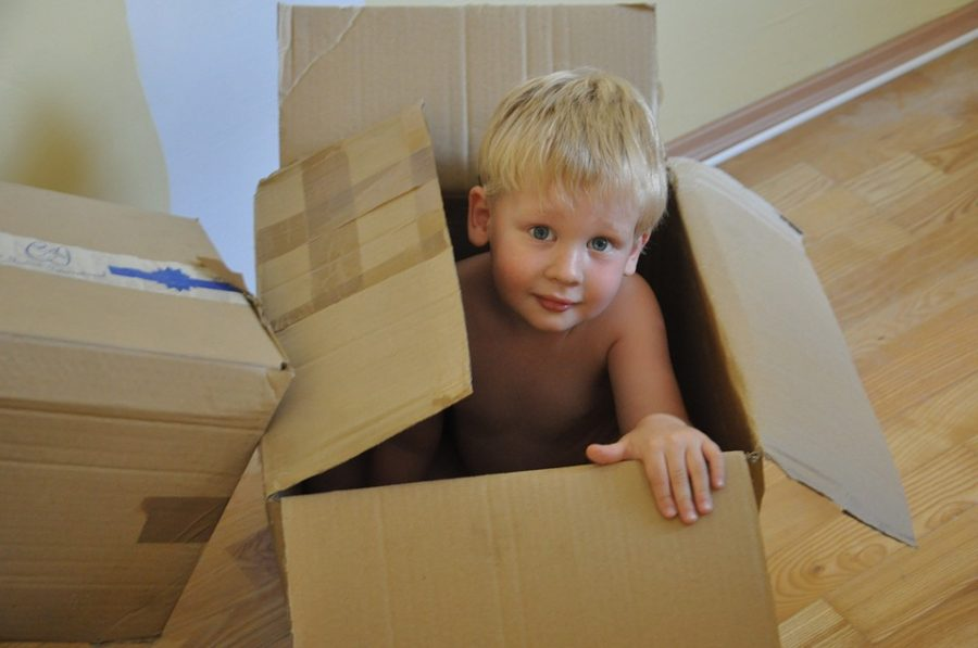 A Mom's Guide to Moving Home