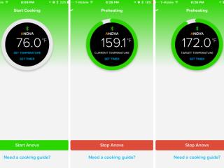 Anova Culinary Bluetooth Precision Cooker