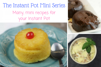 Instant Pot Mini Series