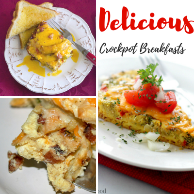 19 Delicious Crockpot Breakfast Recipes