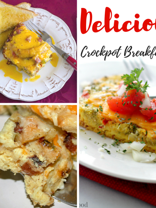 As we've all heard growing up, breakfast is the most important meal of the day. Cereal and toast with jelly are good options when you don't have a lot of time to spare, but there's a whole world of crockpot breakfast recipes you can try, including crockpotbreakfast casserole.
