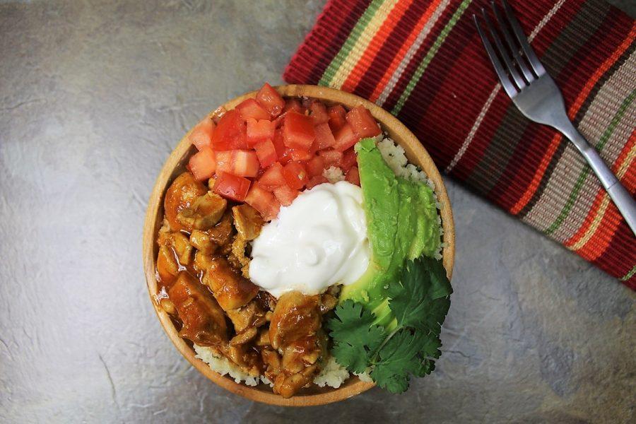 Instant Pot Taco Bowl